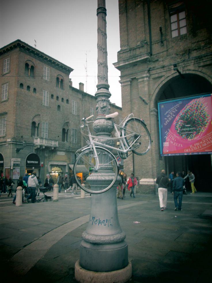 PArma piazza Garibaldi