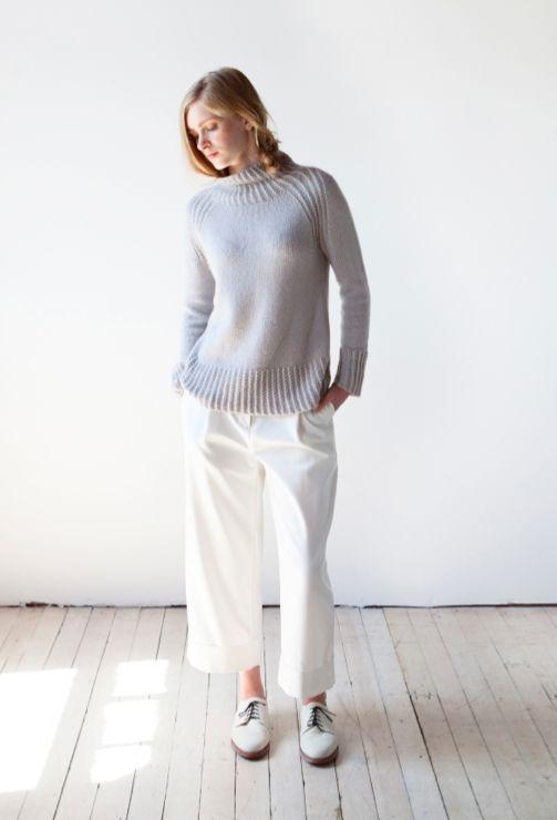 purl soho | products | item | flet (woolfolk yarn)
