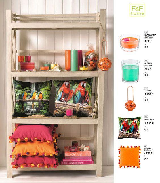 Dobd fel a nappalidat vidám, színes kiegészítőkkel! #Tesco #TescoHúsvét #Húsvét #dekor #tescomagyarorszag #otthon