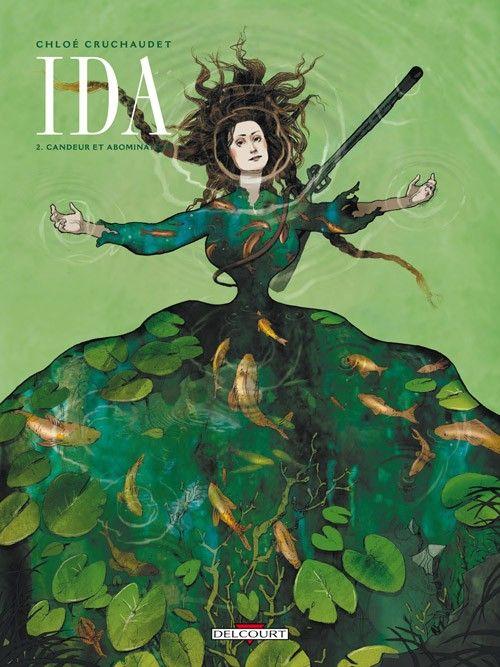 Ida -2- Candeur et abomination - BD