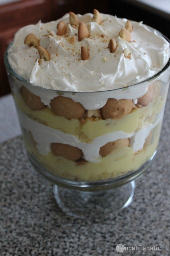Blog post at Frugal Fanatic : You will love this Banana Pudding Trifle recipe!  Trifles are an easy dessert recipe that can you make for any occasion. I recently made[..]