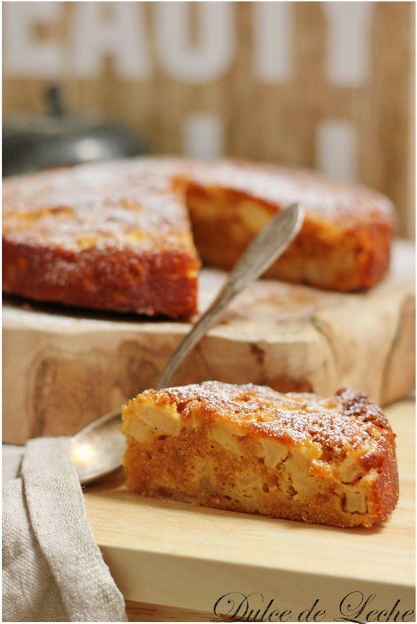 Jednoduchý jablkový koláč podľa osvedčenej francúzskej receptúry | Urob si sám