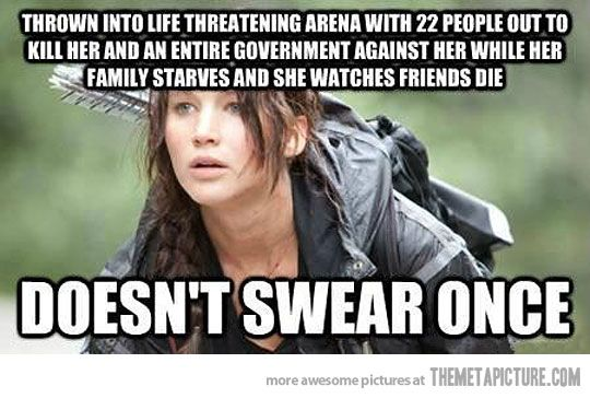 Which is why she is awesome.