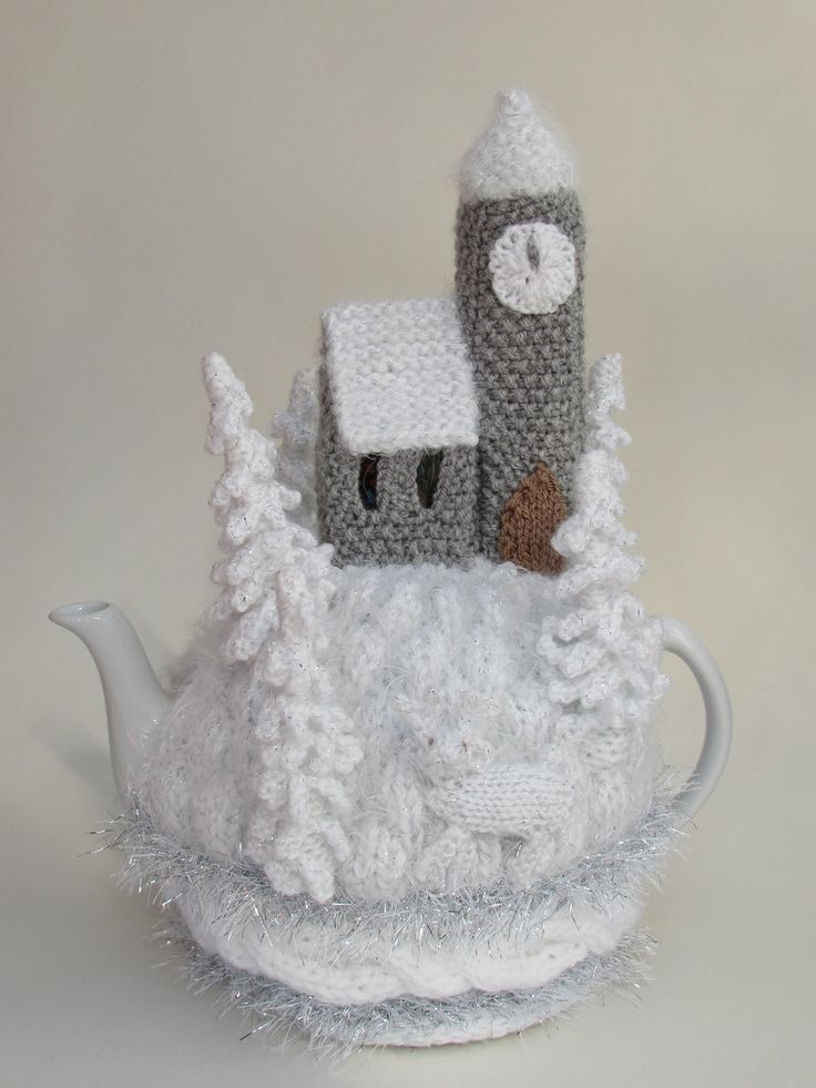 Add a bit of magic to teatime with the light up Winter Wonderland Tea Cosy new for Christmas 2017 http://www.teacosyfolk.co.uk/Winter-Wonderland-Tea-cosy-p-178.php