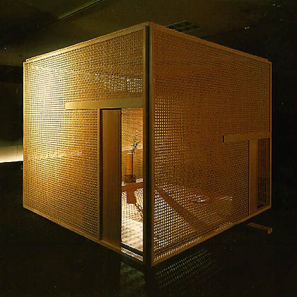 Juan「受庵」 Contemporary japanese tea ceremony room designed by Shigeru Uchida