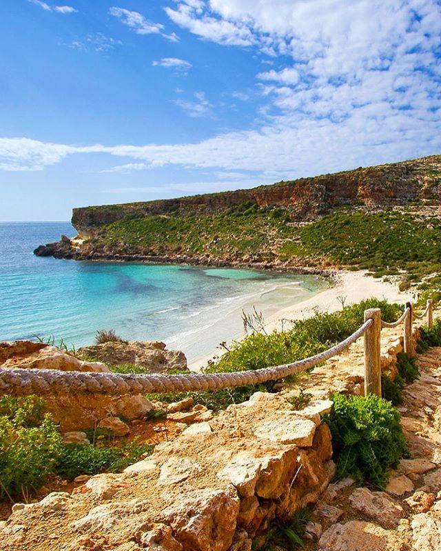 #Lampedusa - #Sicilia  Photo by: @pietro_tuccio_