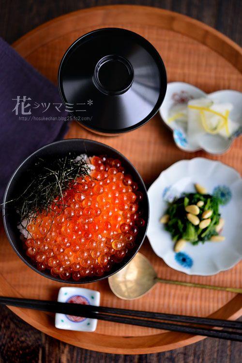 いくら丼2016 - Salmon Caviar on the Rice.                                                                                                                                                                                 More