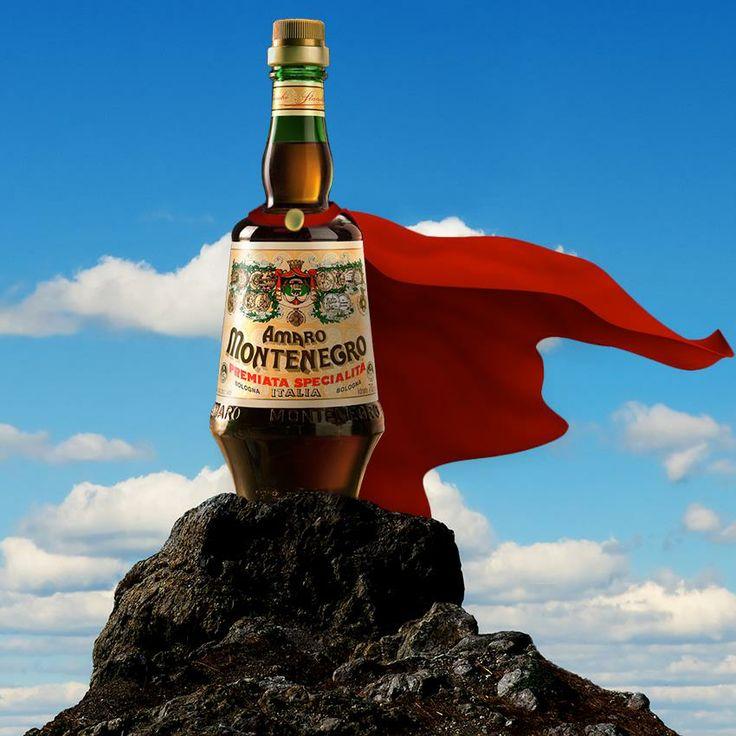 Amaro Montenegro Lunedì nero? Arriva SuperMonte in vostro aiuto!