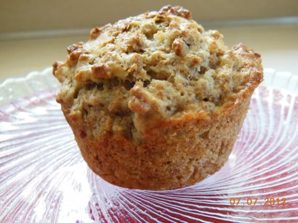 The Original All Bran Muffins from Food.com:   								Off the All-Bran box. We never can find this little sucker when we need it, how 'bout you? lol