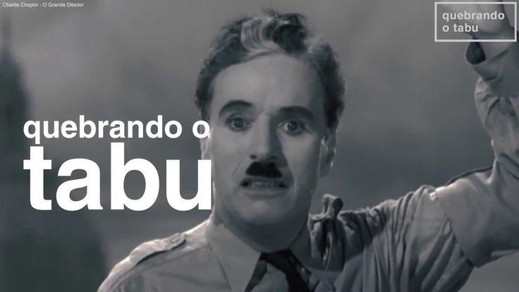 DICURSO ATUAL DE CHAPLIN - HUMOR VERDADEIRO