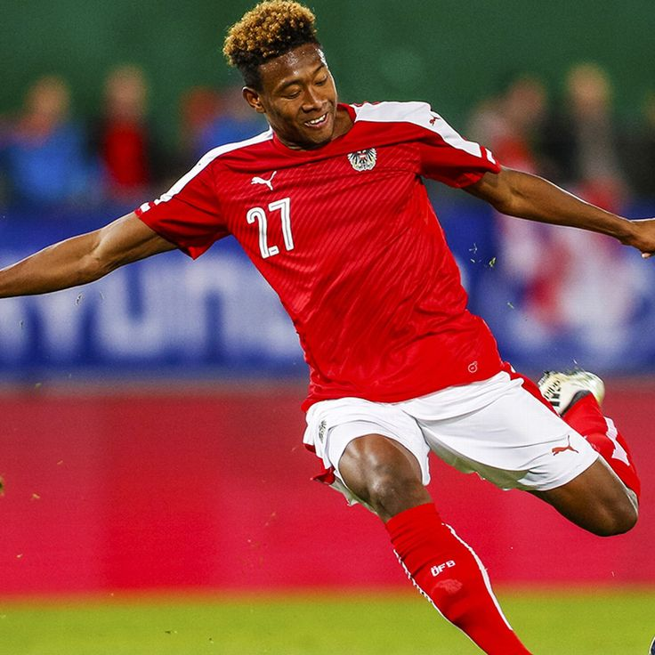 David Alaba, DF, Bayern Munich and Austria: #EuroRank: No. 10