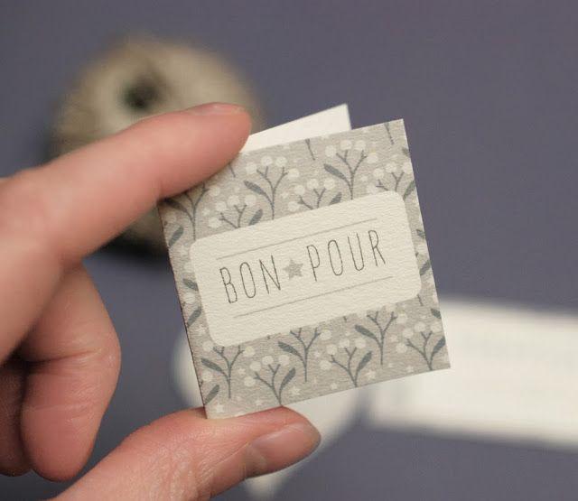 """Hello June: Des """"bon pour"""" à imprimer !"""