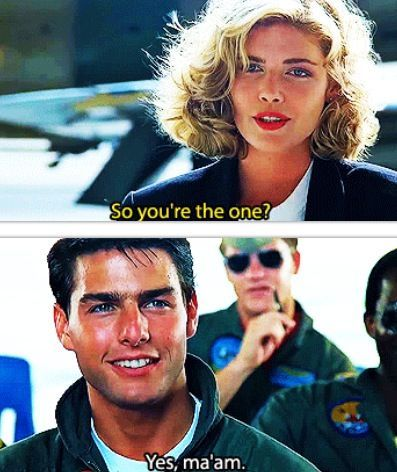 From Top Gun Movie Quotes. QuotesGram