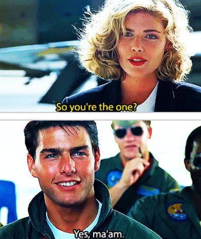 From Top Gun Movie Quotes. QuotesGram