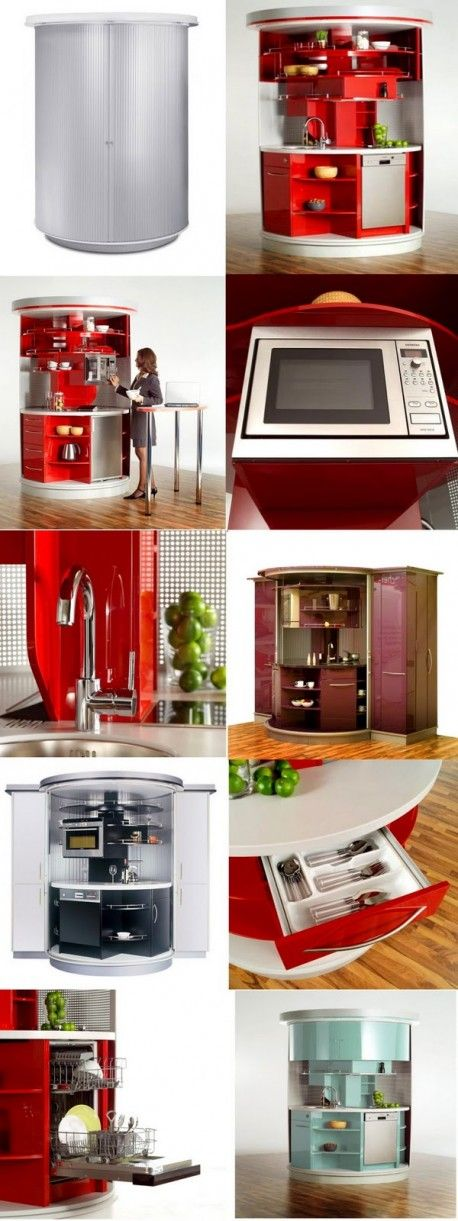 Compact Kitchen Design Ideas