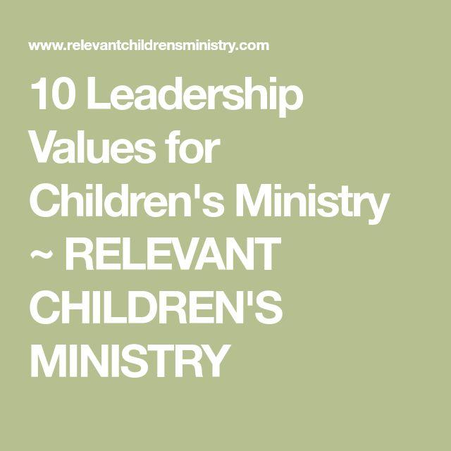The 25+ best Leadership values ideas on Pinterest Leader - sample youth leader resume