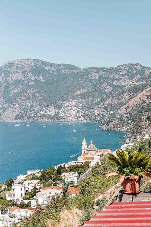 Amalfi Coast Towns A Photo Guide And Map To The Most