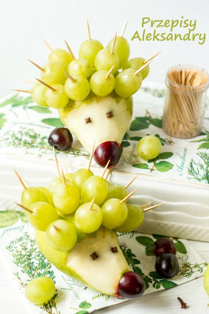 przekąski z owoców - Szukaj w Google