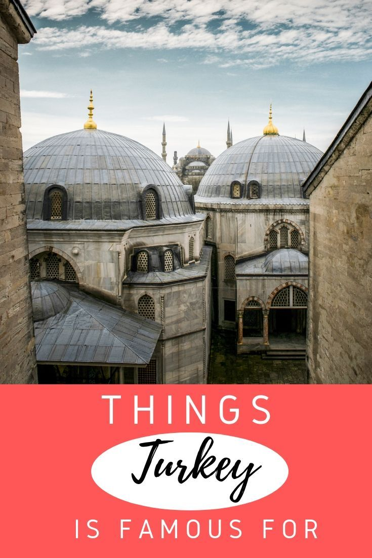 Things Turkey Is Famous For Turkey Travel Travel Visit Turkey