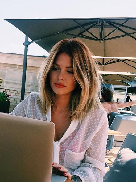 Incredible 17 Best Ideas About Long Layered Bobs On Pinterest Medium Length Hairstyles For Men Maxibearus
