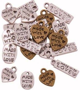 Made with love merker - Nytt!