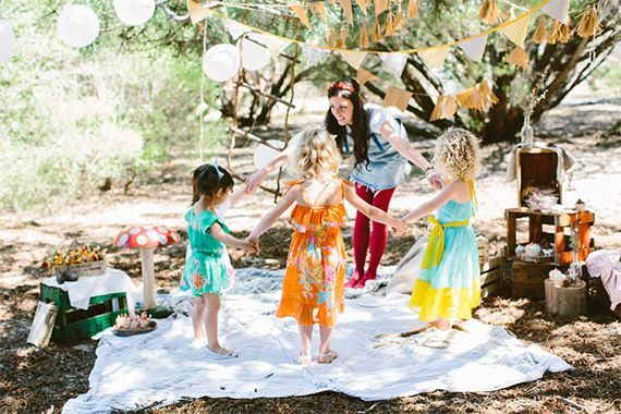 Kids party ideas from Luisa Brimble and Erika Rax | 100 Layer Cakelet