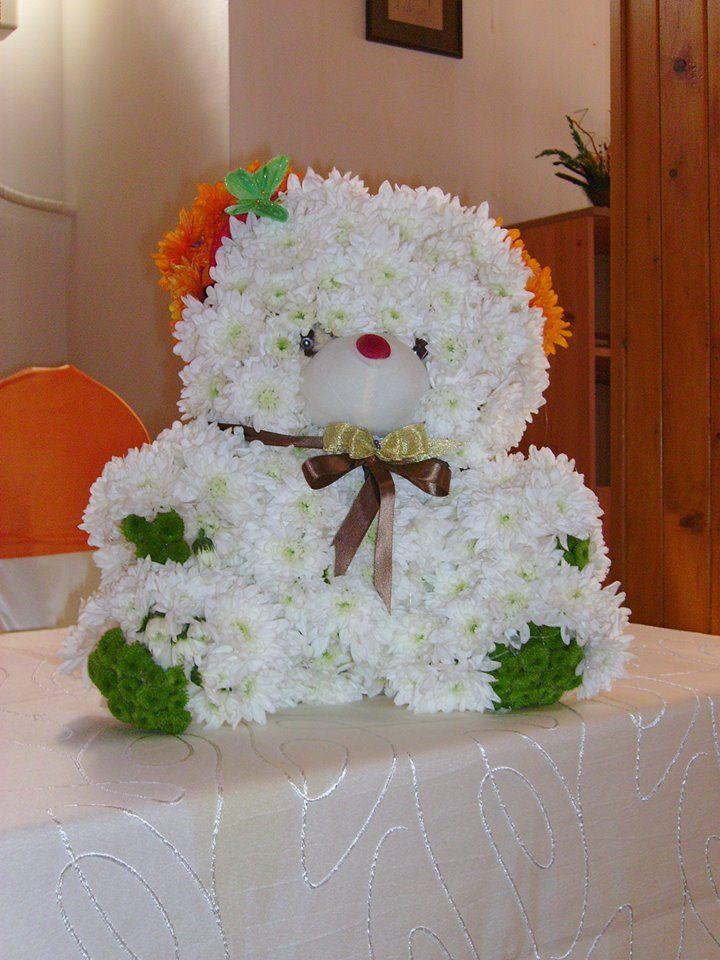 ursulet din flori