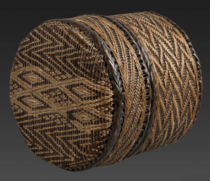 African Baskets: 28 Best Images About Twill Baskets On Pinterest