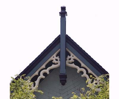 1000 images about victorian gables on pinterest for Architectural gingerbread trim