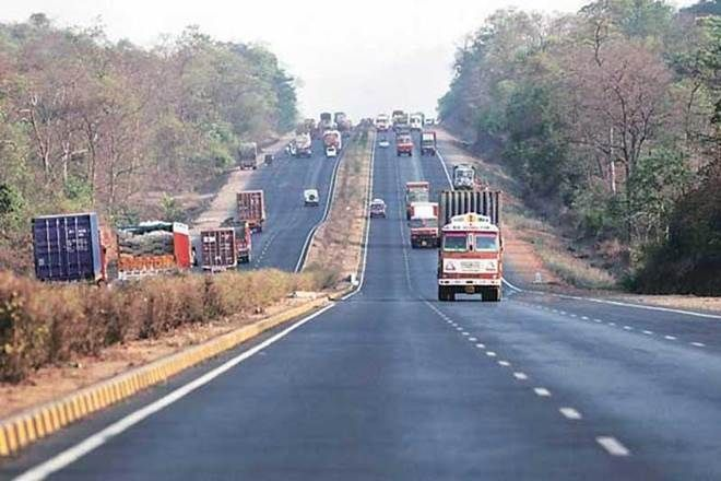 150 Km National Highway Stretch To Be Built National Parks