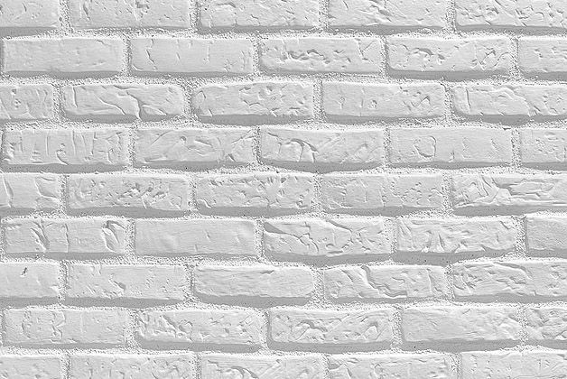 Panel Decorativo Imitaci 243 N Ladrillo Panel Blanco Ral 9016