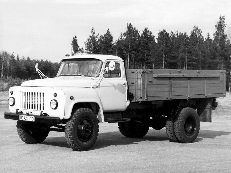 ГАЗ 53-12 1983–1992