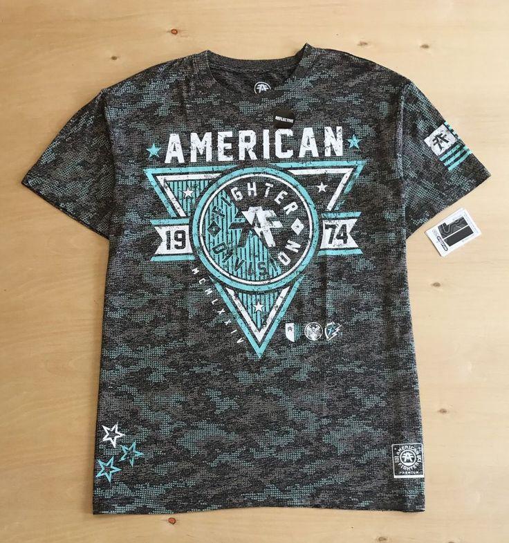American Fighter Men's XL T-Shirt NWT  | eBay