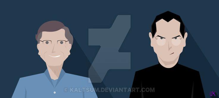 Gates Jobs-1 by kaltsum.deviantart.com on @DeviantArt