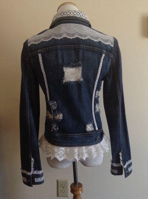 Chaqueta de jean de estilo vintage Levis