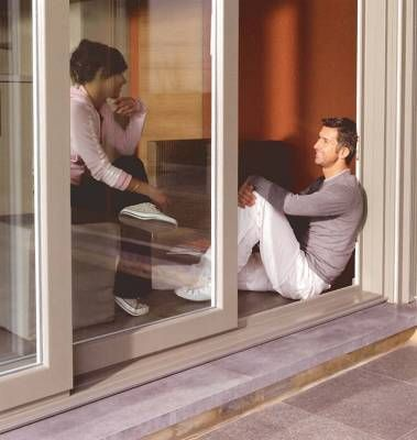 Sliding doors is being used in homes and office, also where space is limited. PVC Windows Australia provider Sliding doors in different of materials like wood, aluminum, and glass.  #DoubleGlazedSlidingDoors
