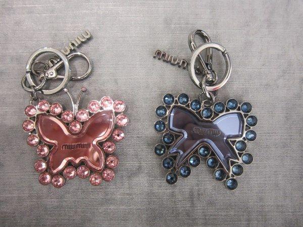 Miu Miu #portachiavi #accessories #SpringSummer #collection