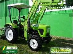 They are premier manufacturers and sellers of a diverse range of tractors in Australia. Agrison provides for farmer needs, who work on large farmlands and even started small-scale hobby farming recently.	 Read more: http://agrisonreview.net/agrison-tractors-reviews/