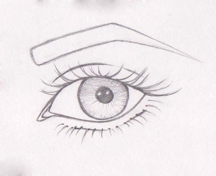 Dibujos Para Aprender A Colorear: ¿Quieres Aprender A Dibujar Ojos? Te Enseñamos A Dibujar