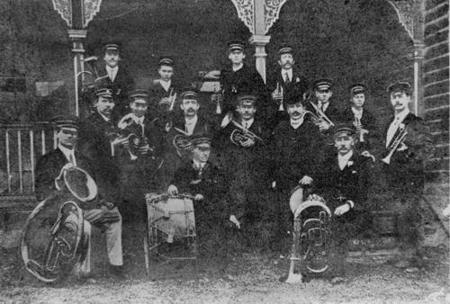 Boonah band, 1907-lilly