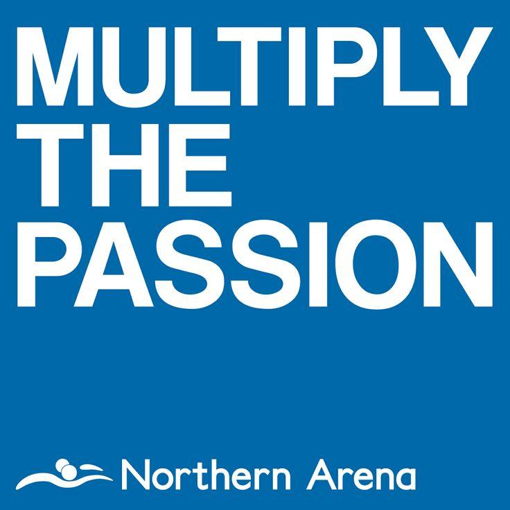 Bring a friend week at Northern Arena.