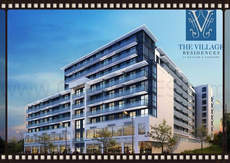 Enjoy Fashionable, elegant and luxurious living at The Village Residences in Toronto. To fix your place follow the mentioned webpage.  #TheVillageResidences