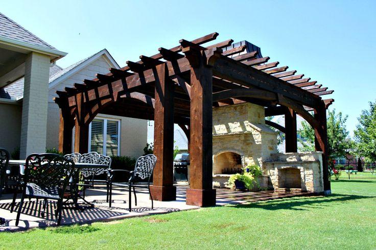 Best Pergolas – Tulsa Woodscapes – Tulsa S Leader In Pergolas 400 x 300