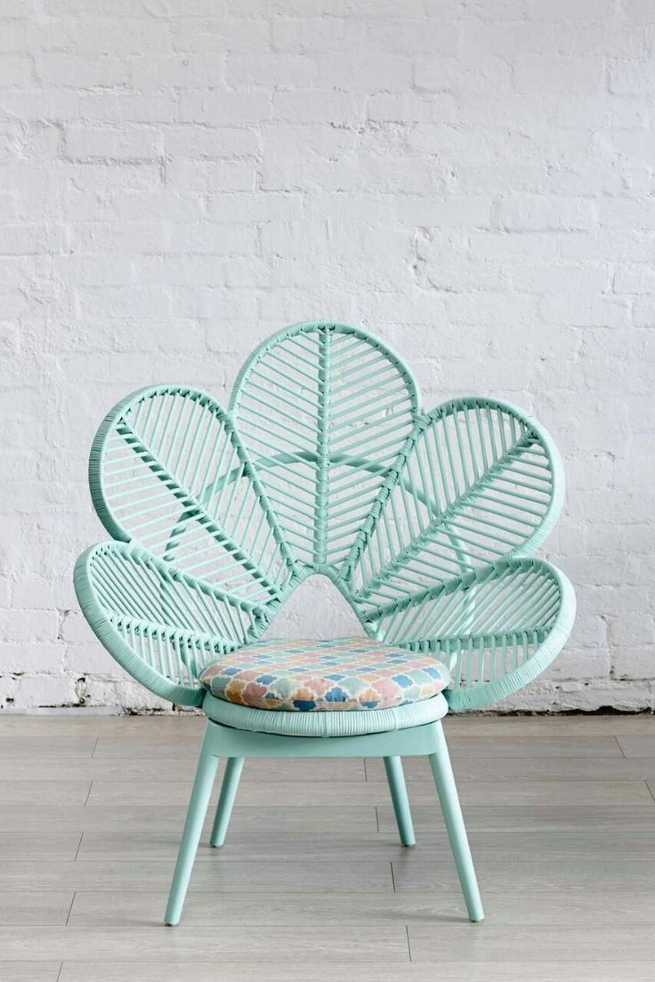 New trend painted chairs with dipped or raw legs jelanie - Chair