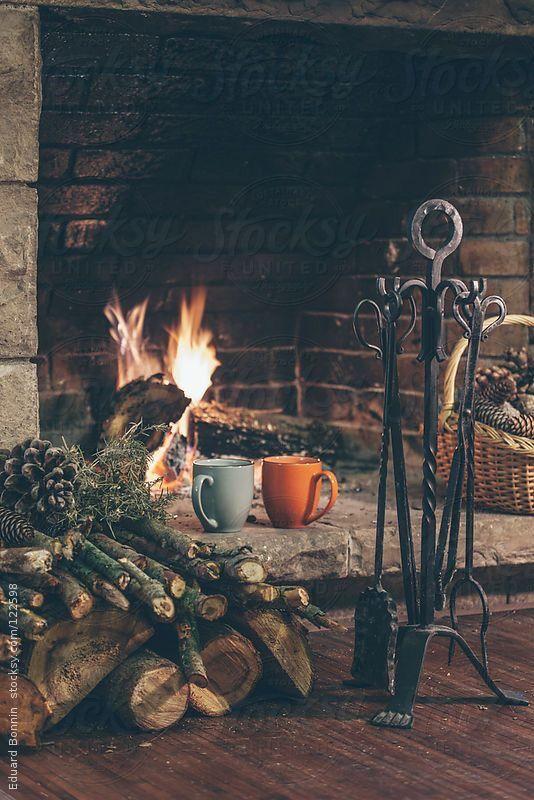 fireplace | Tumblr