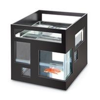omg: Fish Condo, Fish Hotels, Fish Tanks, Aquariums, Umbra Fishhotel, Fishhotel Fishbowl, Fish Bowls, Products, Black
