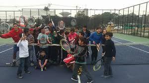 Resultado de imagen para imagenes niños jugando tenis