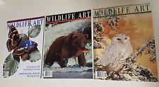 Wildlife Art Magazines Vintage - 3
