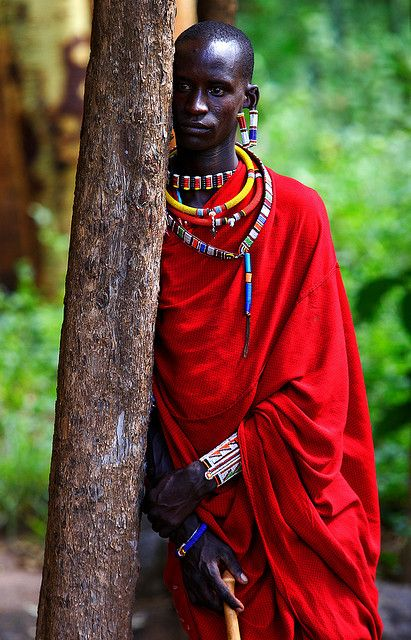 The Silent Masai.