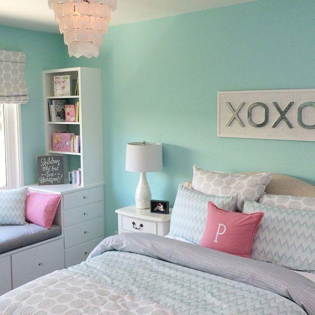 Best 25+ Teen bedroom colors ideas on Pinterest   Cute ...
